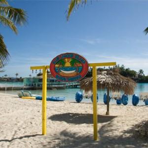 Blue Lagoon Island Beach Day Bahamas Discovery